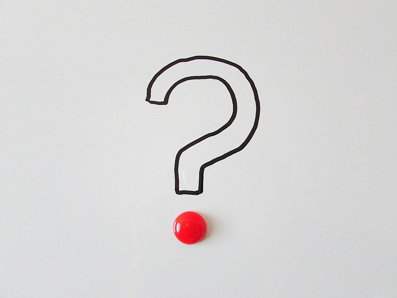 question mark, question, symbol
